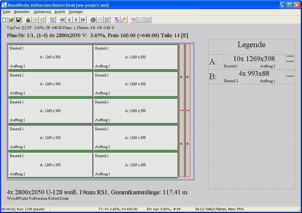 woodworks screenshot